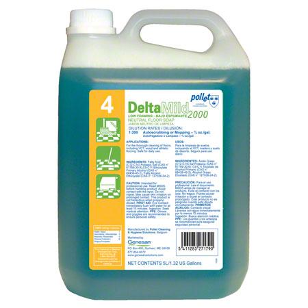 Genesan™ #4 Delta Mild Floor Cleaner - 5 L