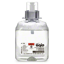 GOJO® E-2 Foam Sanitizing Soap - 1250 mL FMX-12™