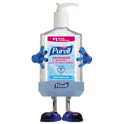 GOJO® Purell® Pal™ & Advanced Instant Hand Sanitizer - 8 oz. Pump