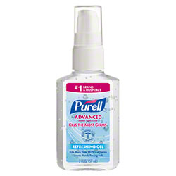 GOJO® Purell® Advanced Hand Sanitizer - 2 oz. Pump