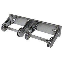 Impact® Chrome Double Roll Dispenser