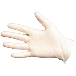 Impact® Disposable Vinyl Powder Free Exam Glove - Medium