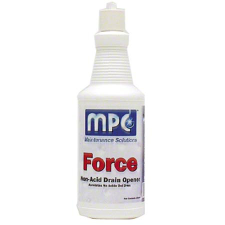 MPC™ Force Non-Acid Drain Opener - 32 oz.