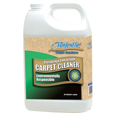 Prespray & Extraction Carpet Cleaner
