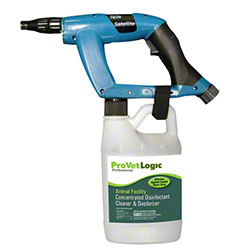 ProVetLogic ProFoam & Rinse Portable Chemical Dilution Gun