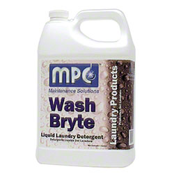 MPC™ Wash Bryte Liquid Laundry Detergent - Gal.