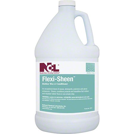 Ncl 174 Flexi Sheen Rubber Wax Amp Conditioner Gal