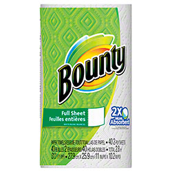 P&G Bounty® Regular Towel - 40 ct.