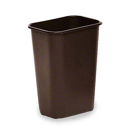 Untouchable® Soft Wastebasket - Medium, 28 1/8 Qt.