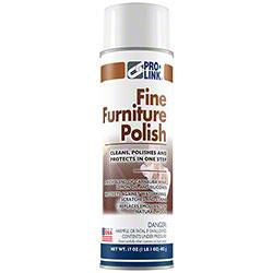 PRO-LINK® Fine Furniture Polish - 17 oz. Net Wt.