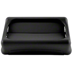 Rubbermaid® Slim Jim® Swing Lid - Black