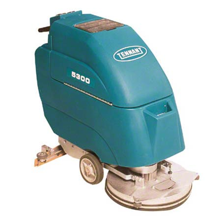 Tennant Model 5300 Walk Behind Scrubber