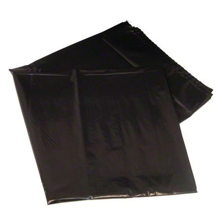 Trinity Stock Institutional Bag - 24 x 23, 0.65 mil, Black