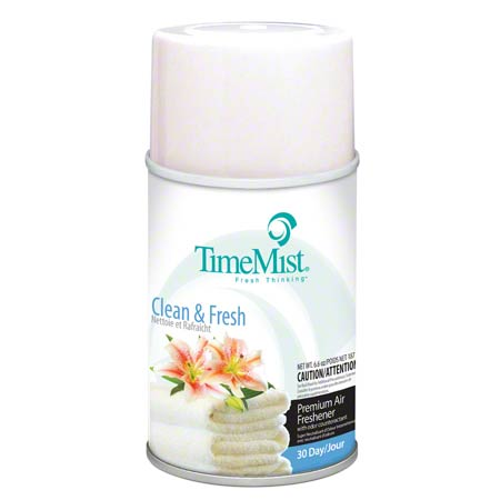 TimeMist® Metered Air Freshener - Clean & Fresh