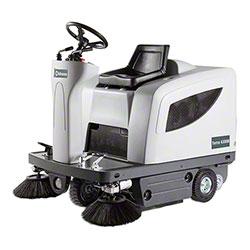 "Advance Terra® 4300B Compact Rider Sweeper - 43"", 315AH"
