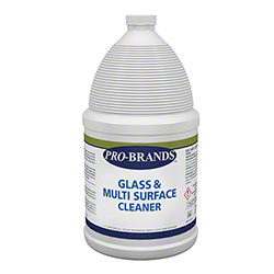 PRO-BRANDS Glass & Multi Surface Cleaner - Gal.