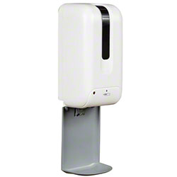Touch Free Hand Sanitizer Dispenser - 1200 mL, White