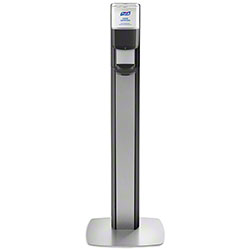 GOJO® Purell® Messenger™ ES6 Floor Stand w/Dispenser