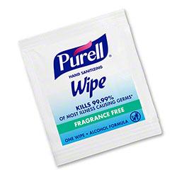 GOJO® Purell® Hand Sanitizing Wipe Alcohol Formula - 1000 ct.