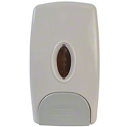 Janico Push Bar Soap Dispenser - White/Grey