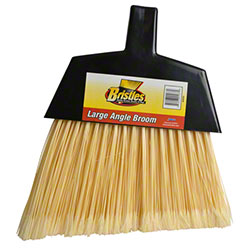 Janico Bristles Large Angle Broom w/Metal Handle