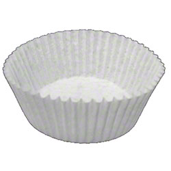 Reynolds® Round Fluted White Baking Cups
