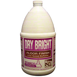Starco Dry Bright Floor Finish - Gal.