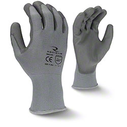 Radians® RWG14™ Gray PU Palm Coated Gloves