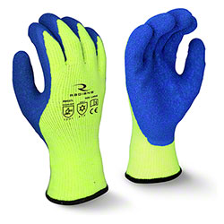 Radians® RWG27 Dipped Winter Gripper Work Glove - Large