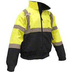 Radwear® Two-in-One Bomber Jacket - 2X, Green