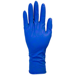 Safety Zone Blue High Risk Powder Free Medical Gloves