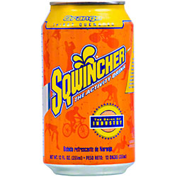 Sqwincher Ready-to-Drink 12 oz. Can - Orange