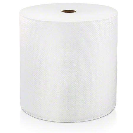 "LoCor® Mid Premium Hard Wound White Roll Towel - 7"" x 800'"
