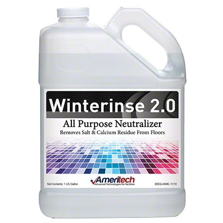 Ameritech Winterinse 2.0 All Purpose Neutralizer - Gal.