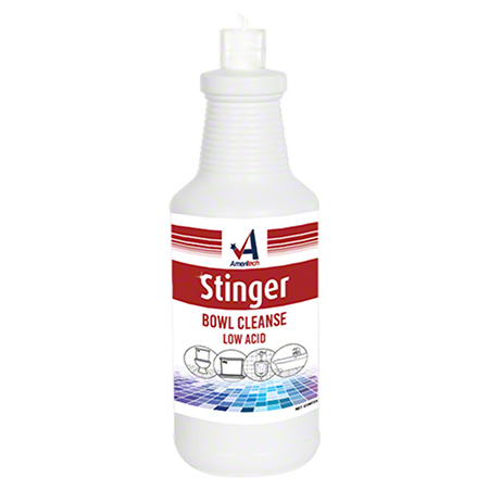 Ameritech Stinger Low Acid Bowl Cleanse - Qt.