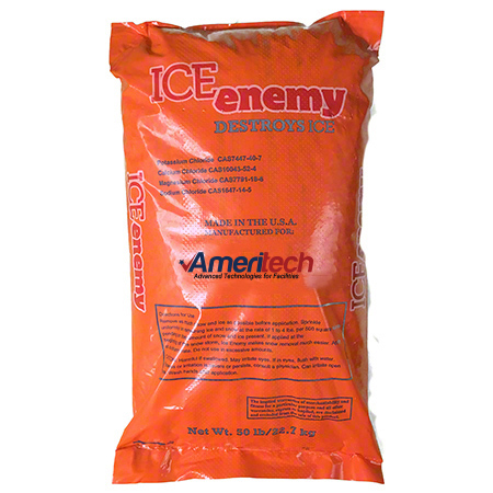 Ameritech Ice Enemy Ice Melt - 50 lb. Bag