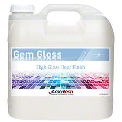 Ameritech Gem Gloss Floor Finish - 2.5 Gal.