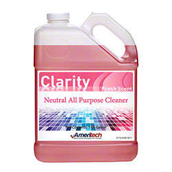 Ameritech Clarity Neutral All Purpose Cleaner - Gal.