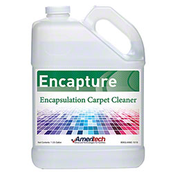 Ameritech Encapture Encapsulation Carpet Cleaner - Gal.
