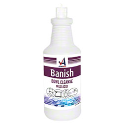 Ameritech Banish Mild Acid Bowl Cleanse - Qt.