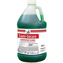 Ameritech Sani-Secure Disinfectant Cleaner - Gal.