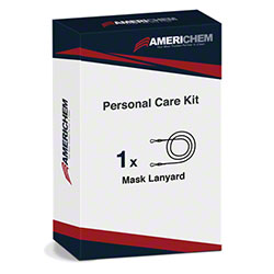 Americhem Mask Lanyard Personal Care Kit
