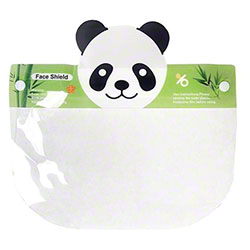Child Size Panda Face Design Face Shield
