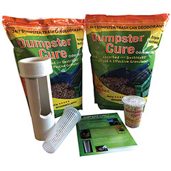 Dumpster Cure™ Odor-Neutralizer - 14 lb.