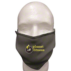 Planet Fitness Comfort Fit Combo, Ear/Neck/Face Mask - Reg/Toggle