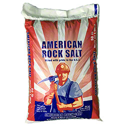 American Rock Salt Halite - 50 lb. Bag