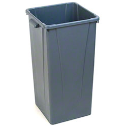 Carlisle Centurian™ 23 Gal. Tall Square Trash Can