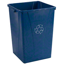 Carlisle Centurian™ Square RECYCLE Waste Container-35 Gal