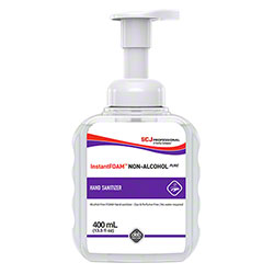 SCJP InstantFOAM® Non-Alcohol PURE Hand Sanitizer - 400 mL