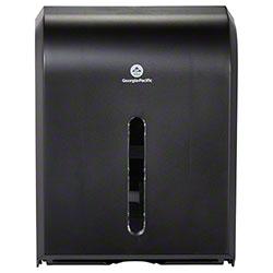 GP Pro™ Combi-Fold Paper Towel Dispenser - Black